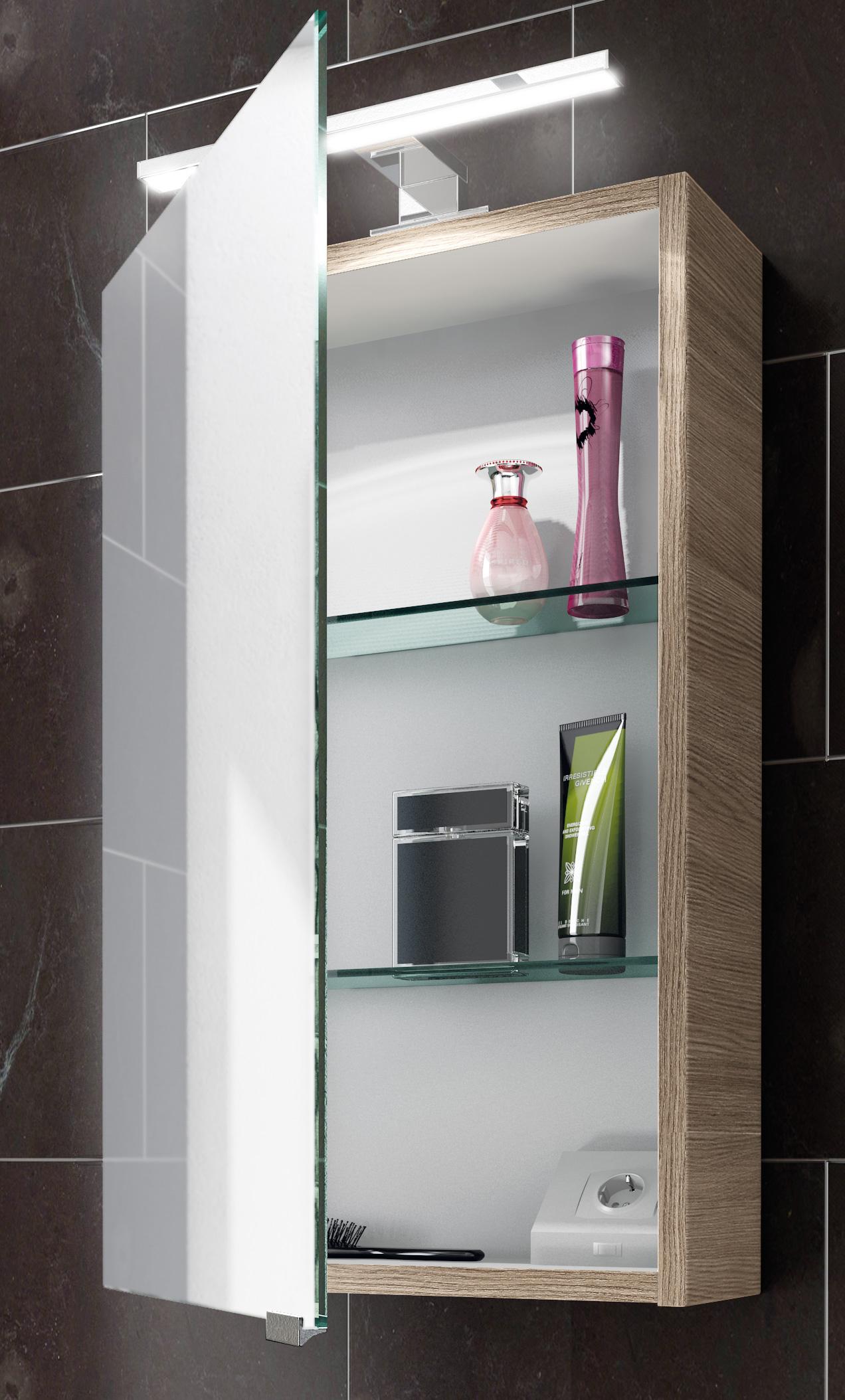 spiegel oder spiegelschrank im bad mein bad direkt. Black Bedroom Furniture Sets. Home Design Ideas