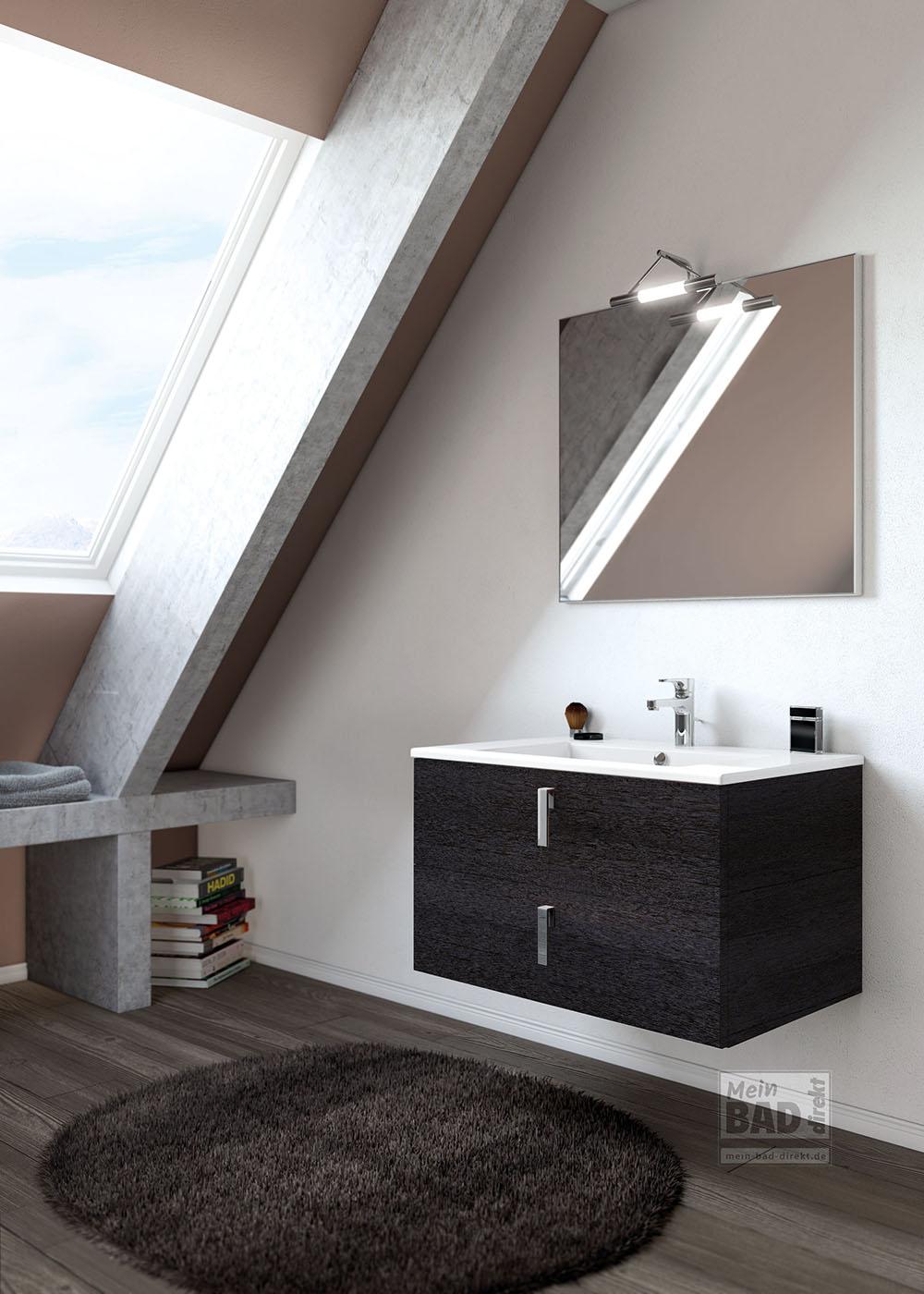 Modernes Bad Mit Modernen Badmobeln Und Waschbecken Mein Bad Direkt