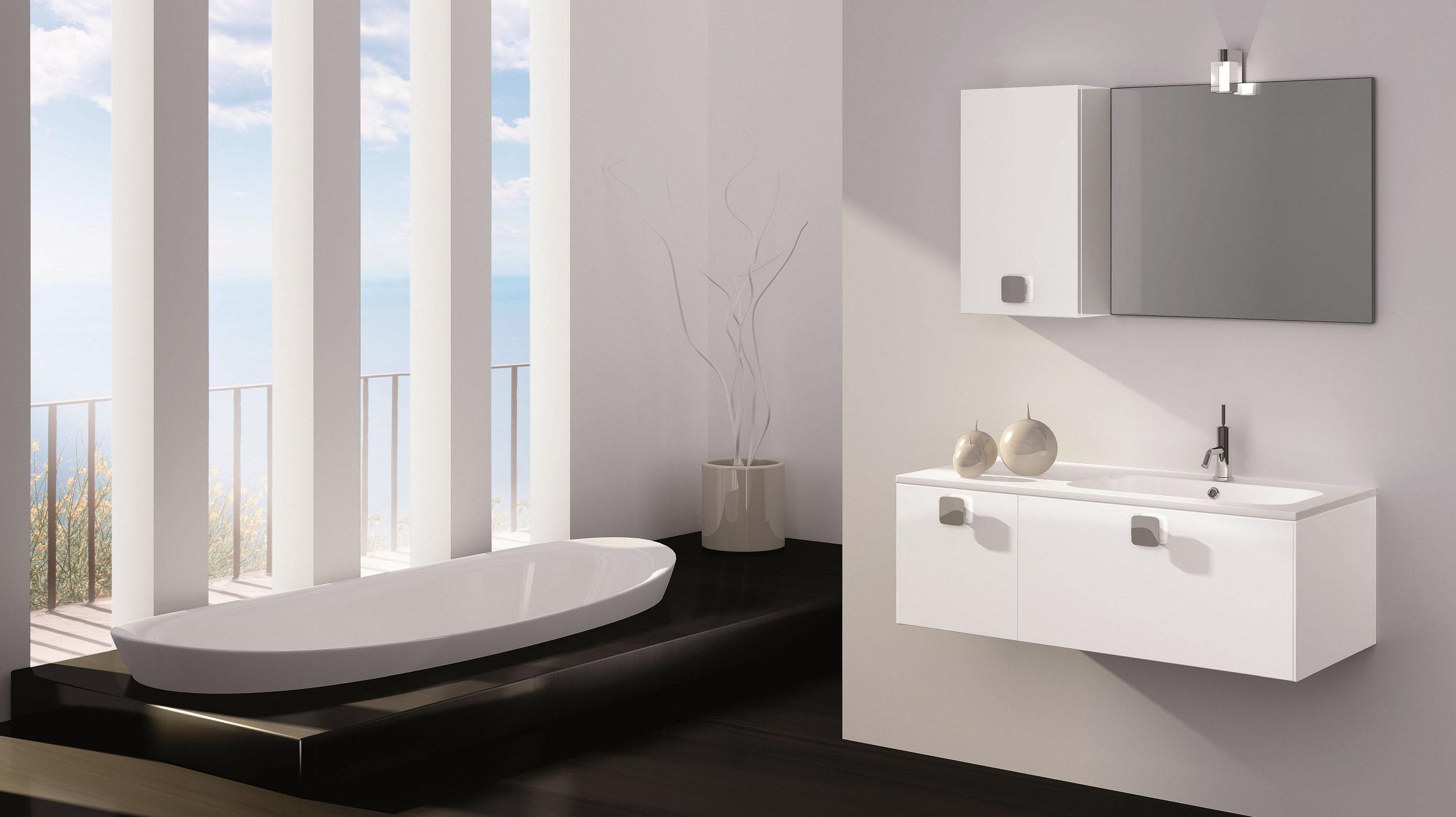 ola fl 02 individual waschplatz l sung mein bad direkt. Black Bedroom Furniture Sets. Home Design Ideas