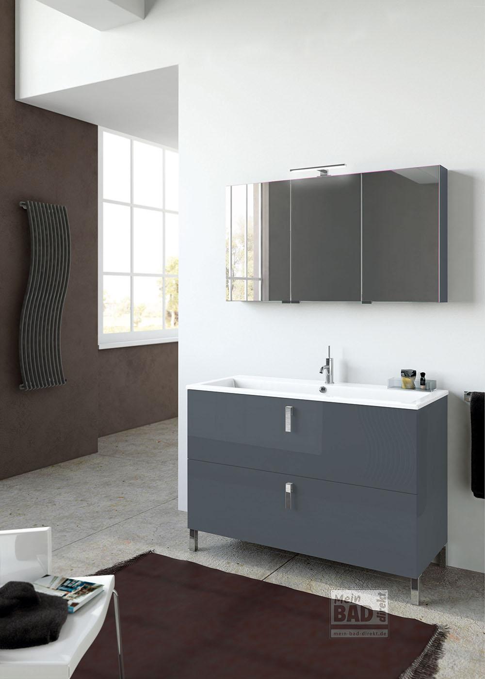 Unglaublich Mein Bad Ideen Von Bodenstehende Badmöbel Mit Waschtisch